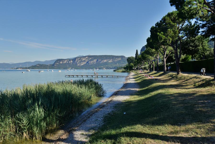 Побережье озера Гарда. Гарда-Бардолино-Лацизе