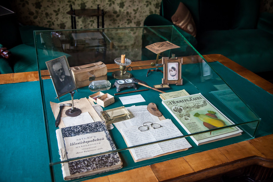 Мелихово - музей-усадьба А.П. Чехова