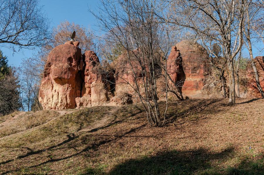 Кисловодский национальный парк, осень