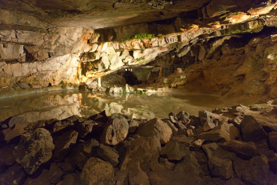 Пещеры Святого Беата, Беатенберг, Швейцария