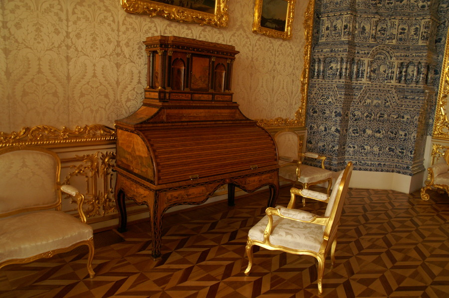 Екатерининский дворец в Царском Селе