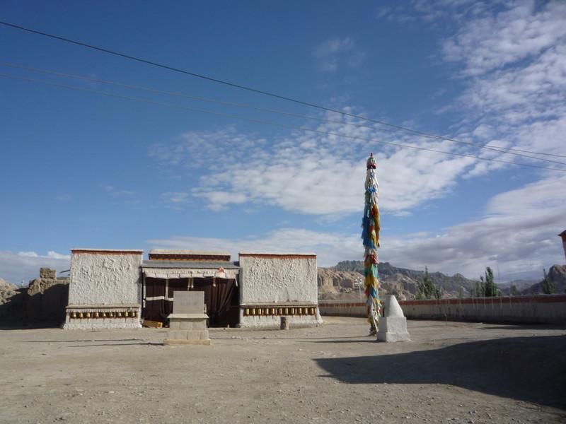 Тибет. Королевство Гуге. Тхолингский монастырь. Цапаранг