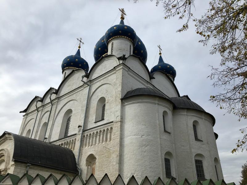 Суздаль. Один из красивейших городов России