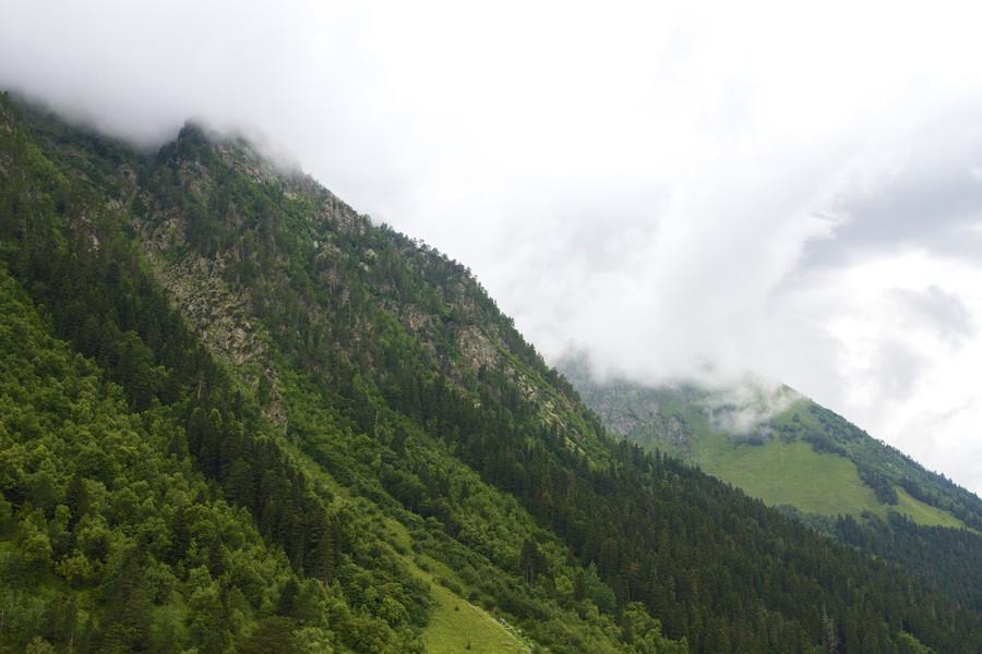Карачаево-Черкесия. Архыз-2016