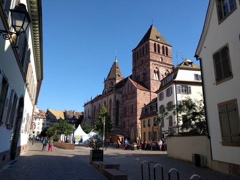 Уикенд в Страсбурге. Сентябрь-2016
