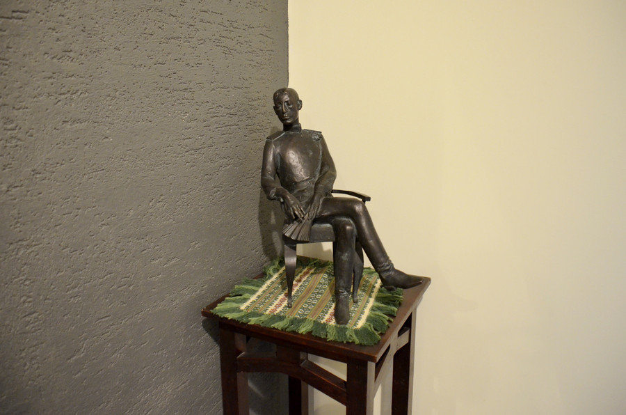 Музей-квартира Льва Гумилёва на Кузнечном