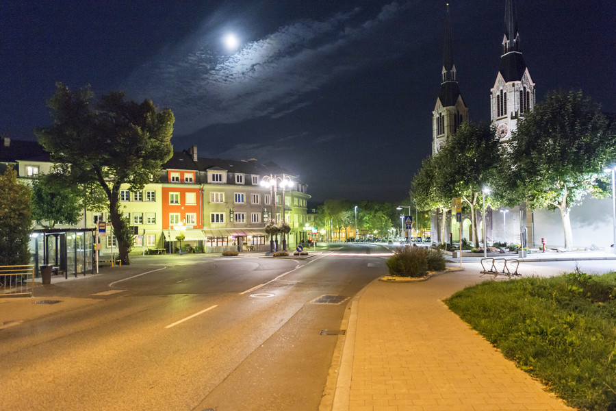 Три дня в Люксембурге прошлой осенью
