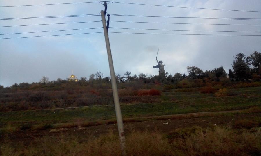 Один воскресный день в Волгограде
