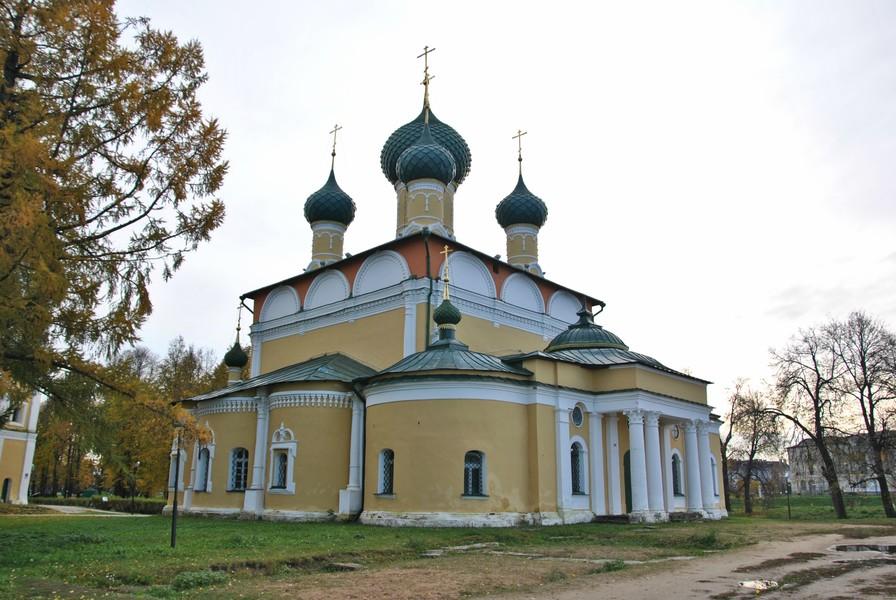 Углич — один из красивейших и древнейших городов России