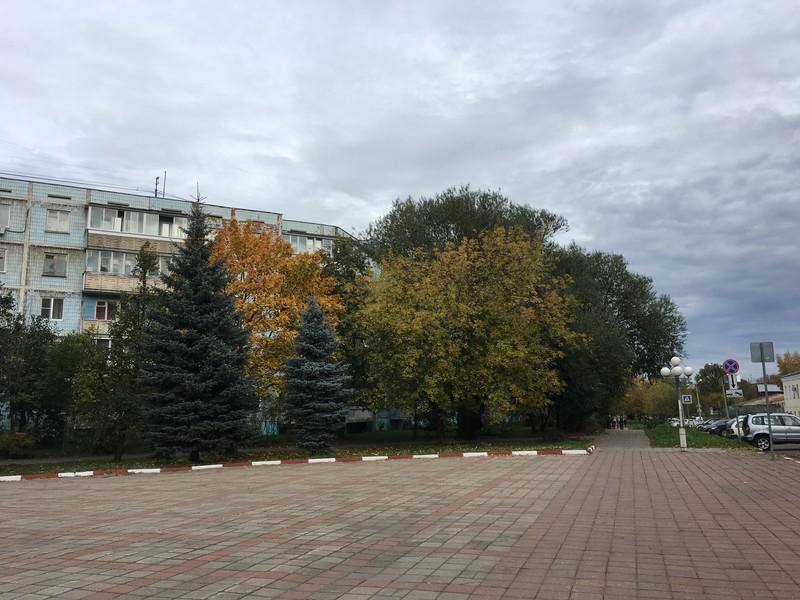Осенняя Тверь