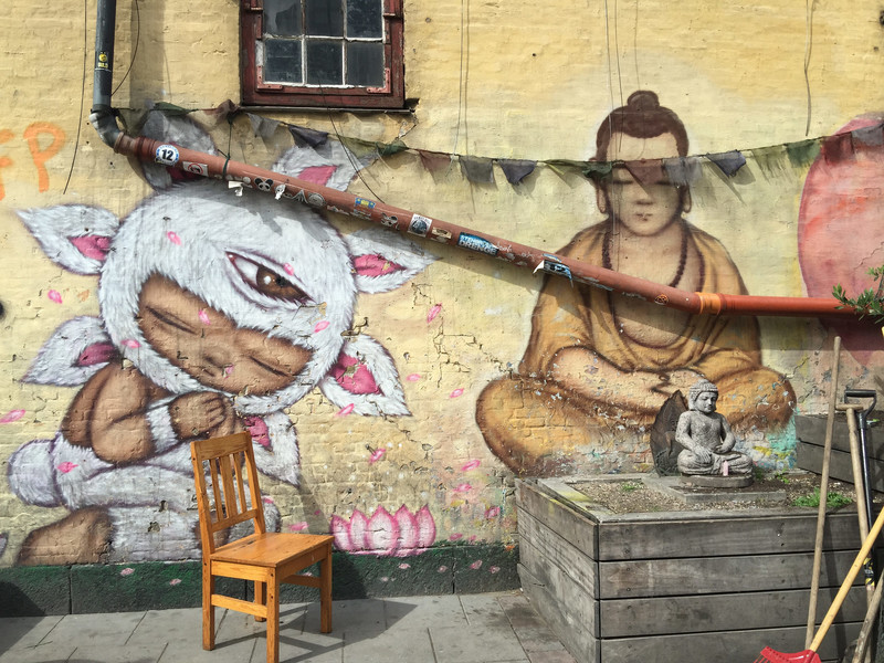 Кристиансхавн. Необычный район Копенгагена
