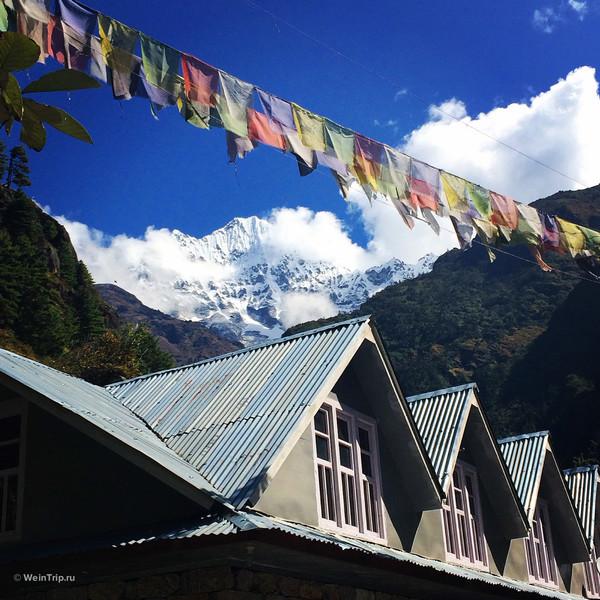 Самостоятельный треккинг в Непале к Базовому Лагерю Эвереста. День 1.