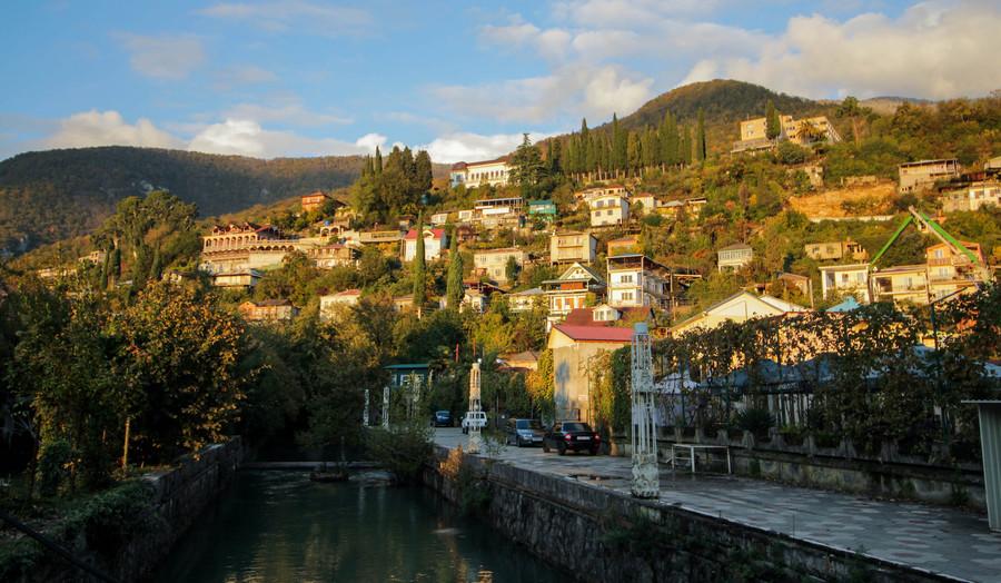 Абхазия. Гагра