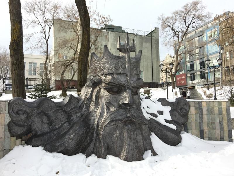 Командировка во Владивосток