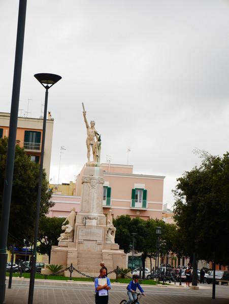 Юг Италии. Коммуна Монополи в Апулии