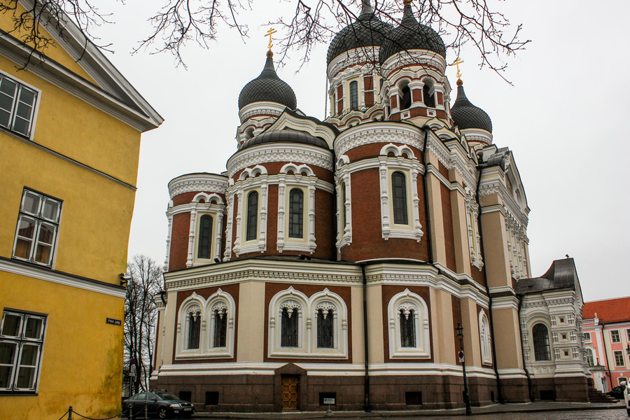 Немного фото Старого Таллина