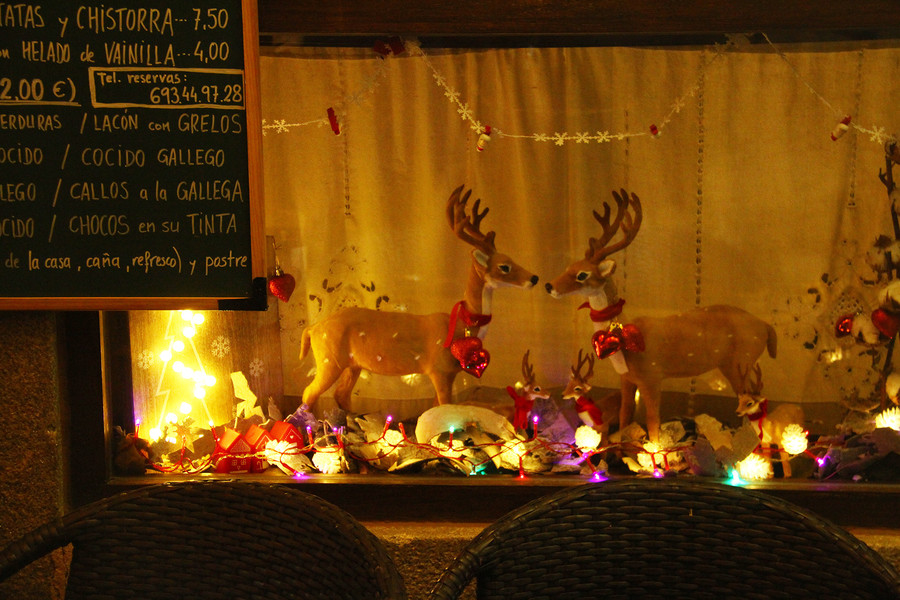 Понтеведра. Рождество 2016