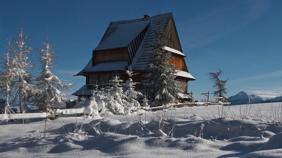 Самый высокогорный город Польши - Закопане