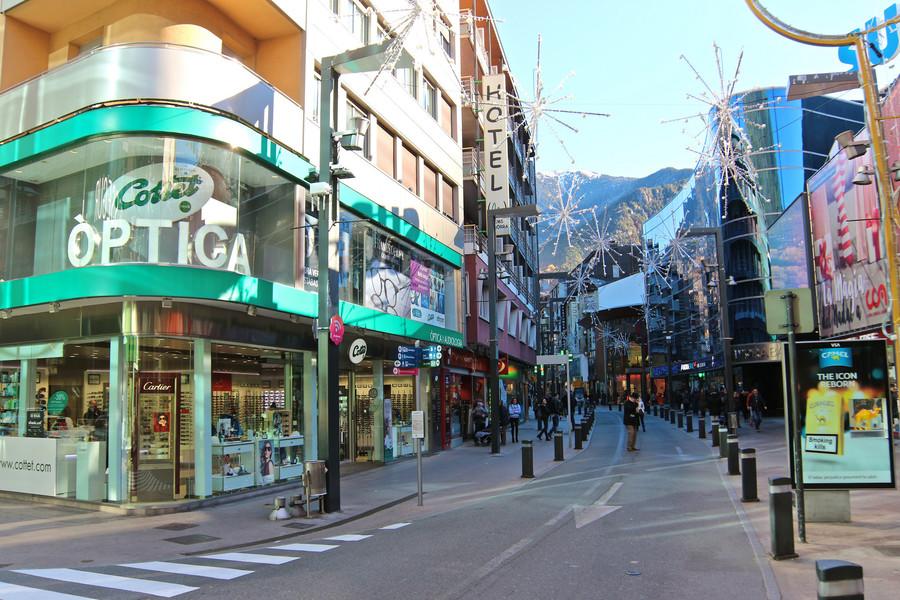 Андорра-Ла-Велья. Прогулка по городу