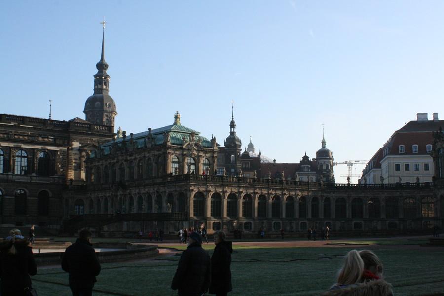 Дрезден. декабрь 2016