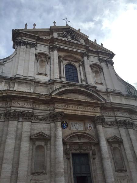 Поездка в Рим, март 2017