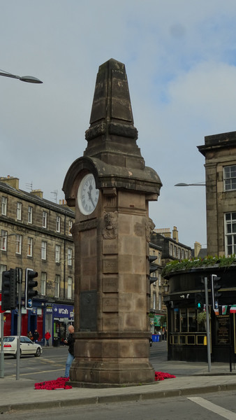 Эдинбург. Местный колорит и атмосфера средневековья