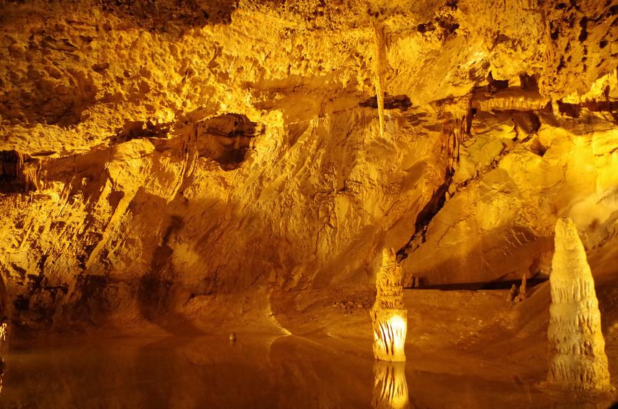 Бельянская пещера в восточной части Бельянских Татр