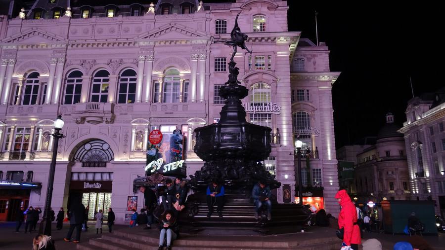 Три вечера в Лондоне