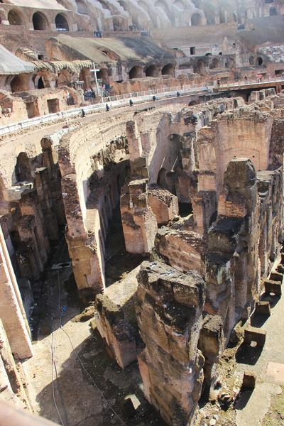 Рим. Италия. Осмотр Колизея