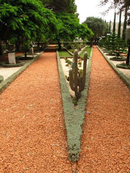 Святилище веры Бахаи. Бахайские сады в Хайфе