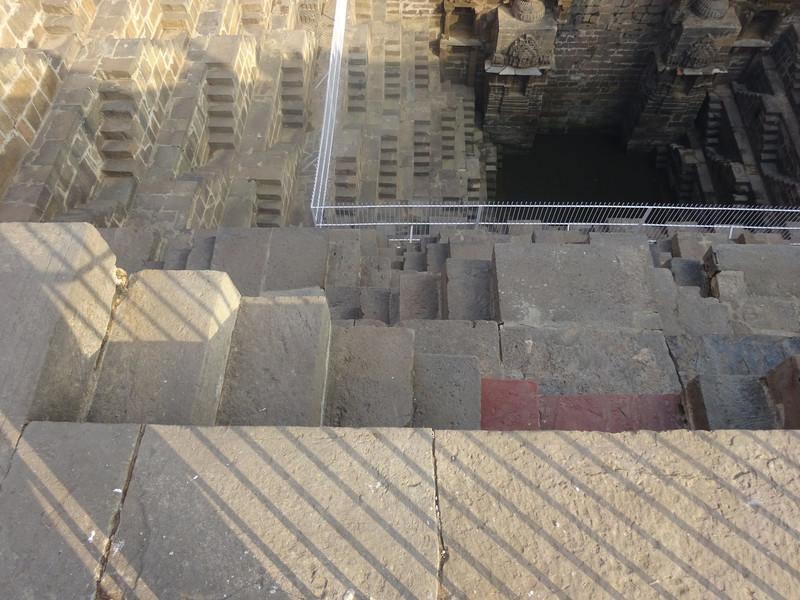 Самый большой в мире Индийский колодец Чанд Баори!