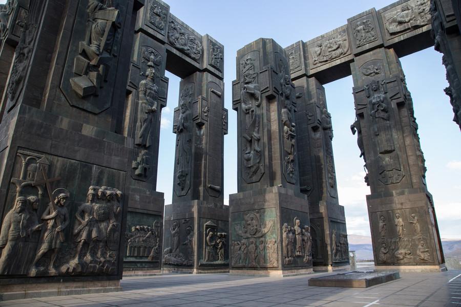 Грузинский Стоунхендж - Мемориал История Грузии