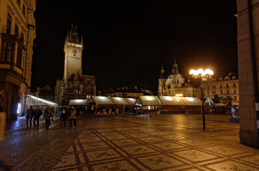В Прагу на майские праздники