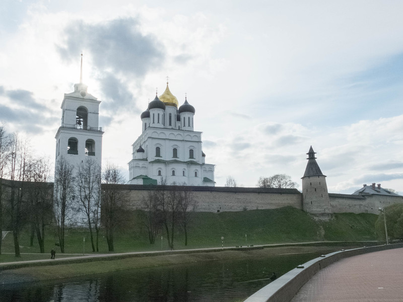 Псков. Псковский Кремль
