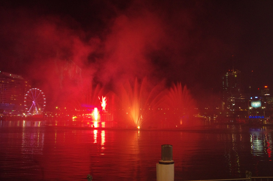 """Фестиваль света - """"Яркий Сидней"""" (Vivid Festival Sydney)"""