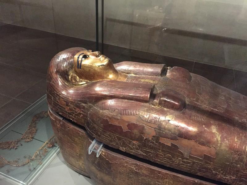 Египетский музей, Турин, Италия