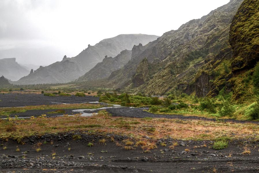 Природные ландшафты Исландии