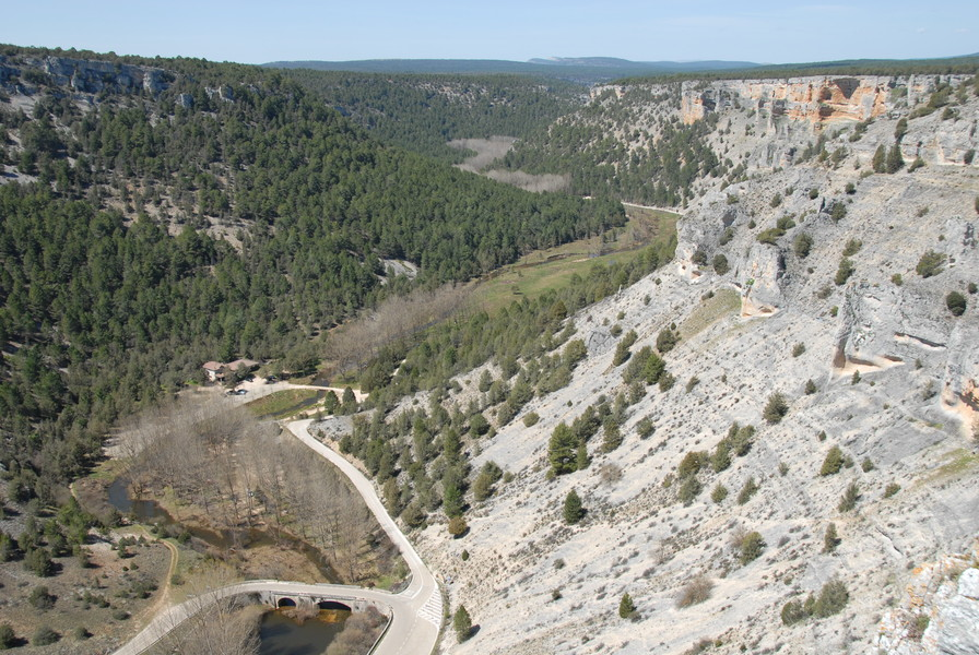 """Каньон-дель-Рио-Лобос (Национальный парк """"Каньон реки Лобос"""")"""