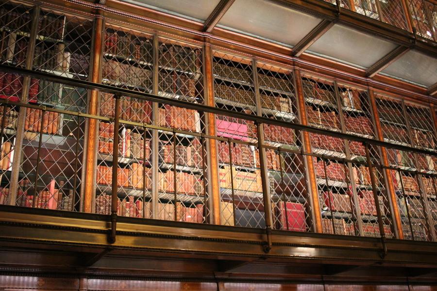 Библиотека и музей Моргана, Нью-Йорк, США