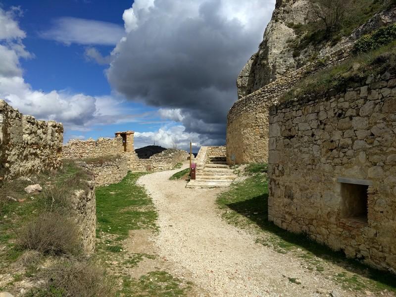 Город Морелья и его крепость