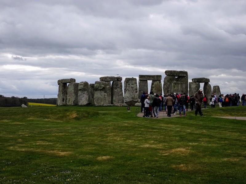Стоунхендж. Одна из древнейших загадок цивилизации