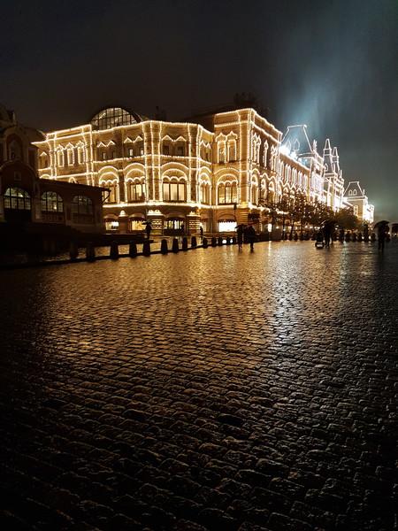 Красная площадь. В самом Сердце России