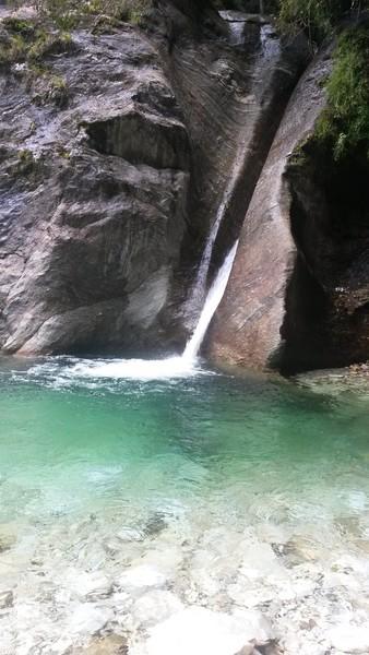 Водопады Мальбакко