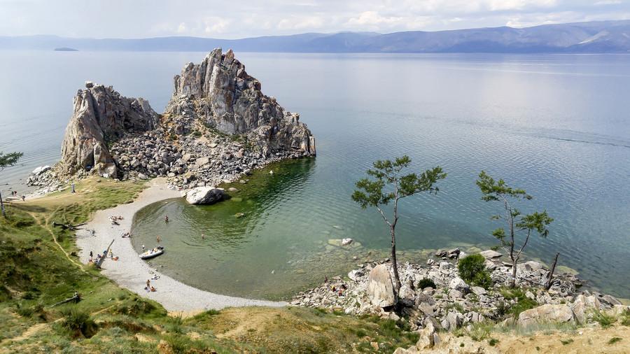 Ольхон. Остров на озере Байкал