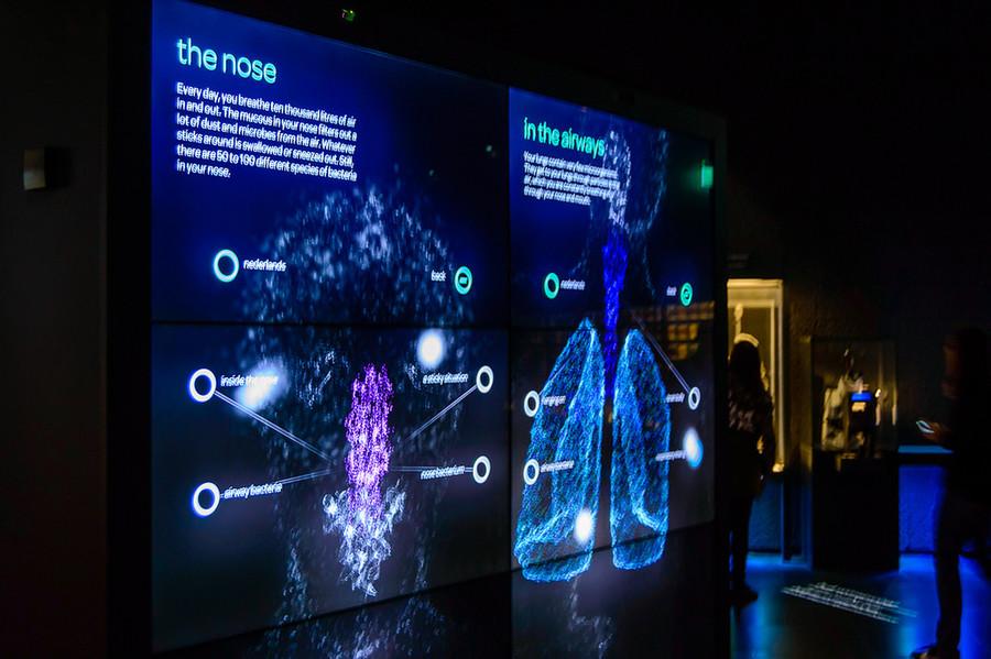 Micropia. Музей микроорганизмов. Амстердам