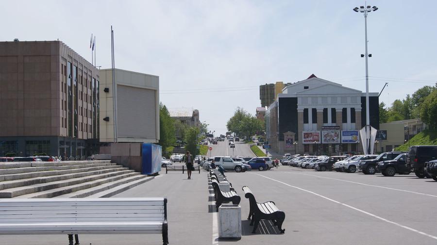 Петропавловск-Камчатский летом