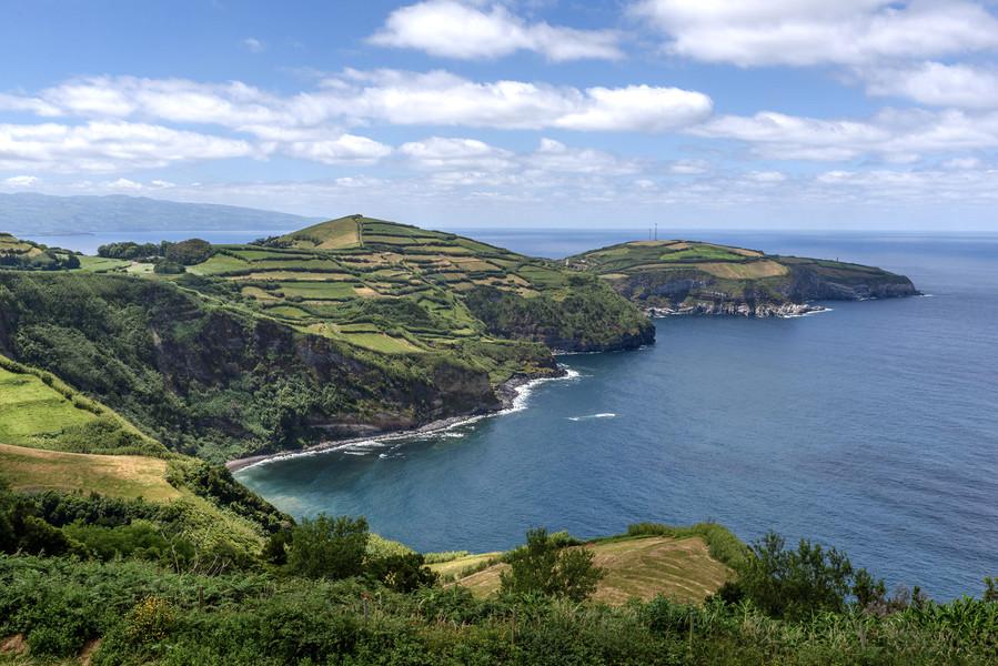 Азорские острова. Остров Сан Мигел