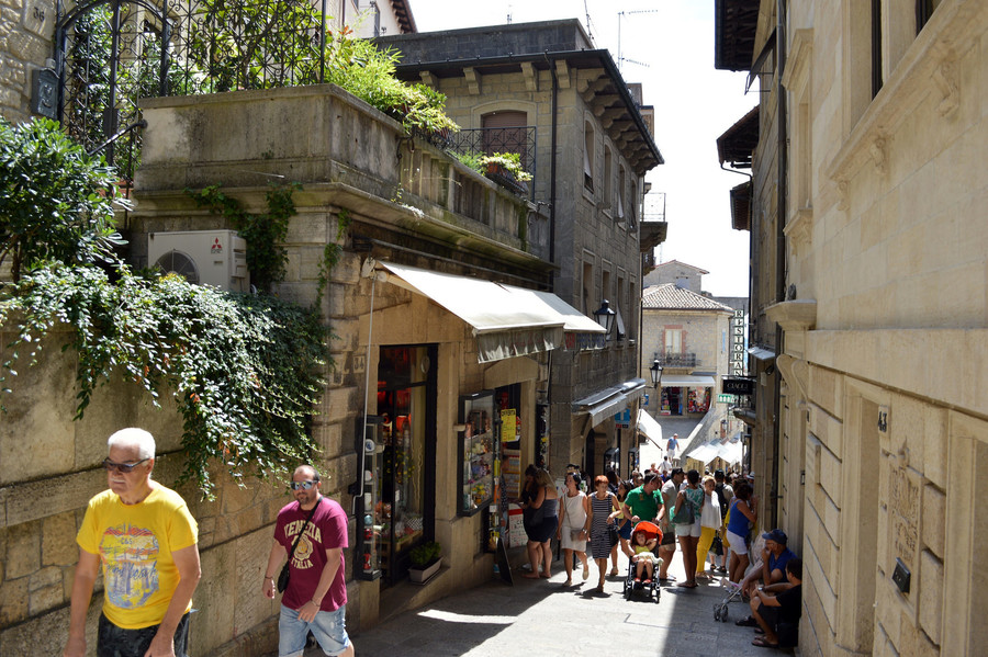 Пезаро - Сан-Марино