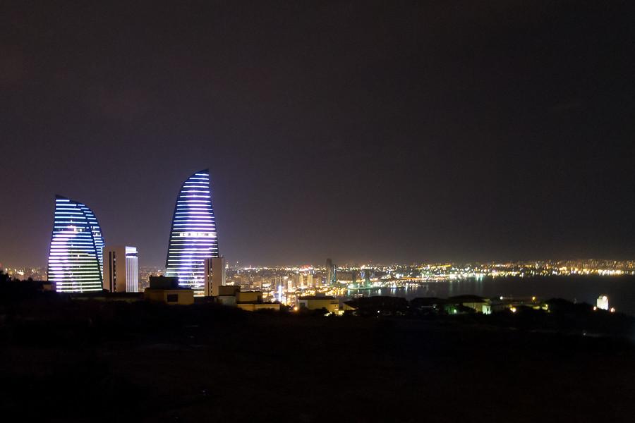 Азербайджан. Баку 2017