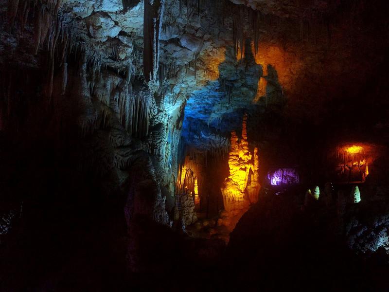 Сталактитовая пещера Сорек (Авшалома)